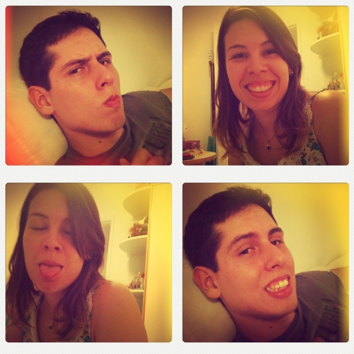 Eu e tu