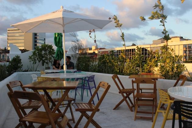 Check in: Roda Café