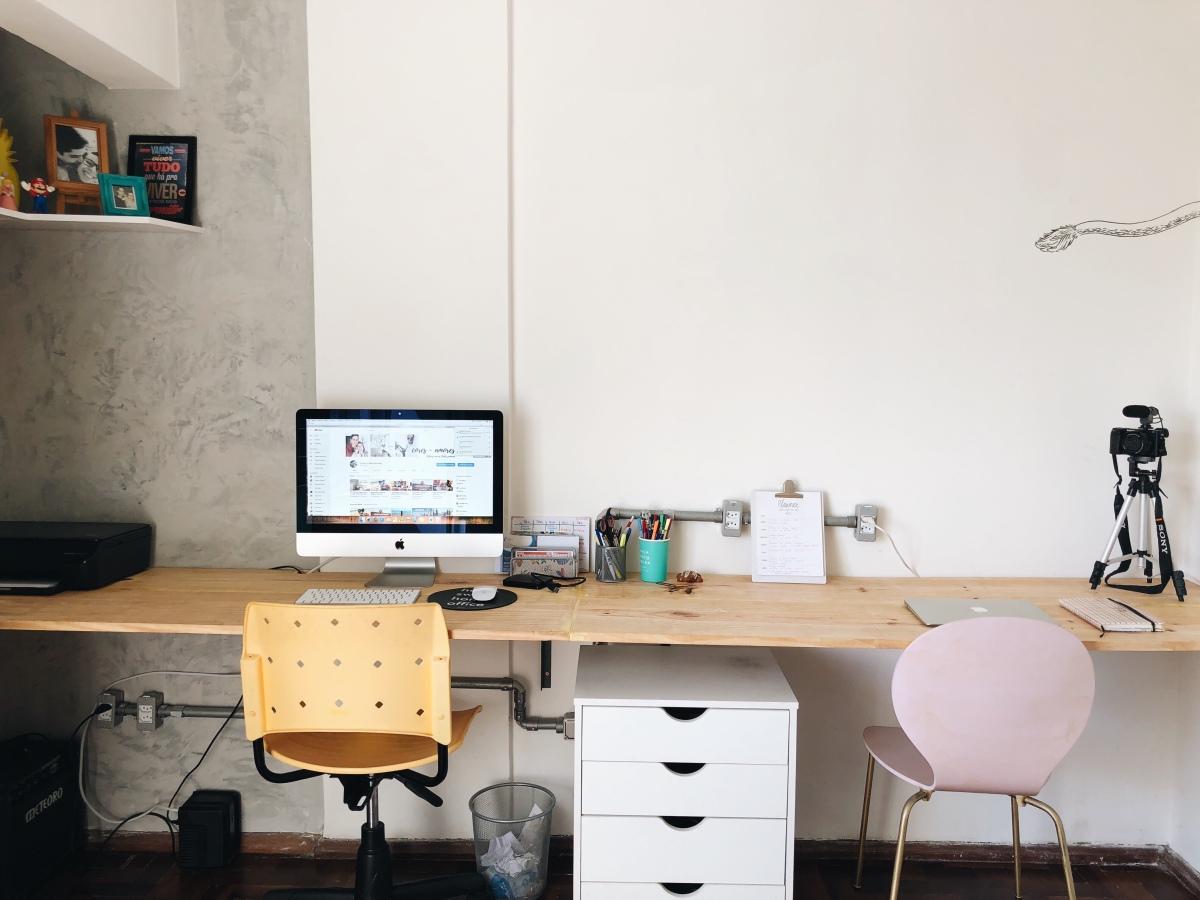 Reforma do Home Office